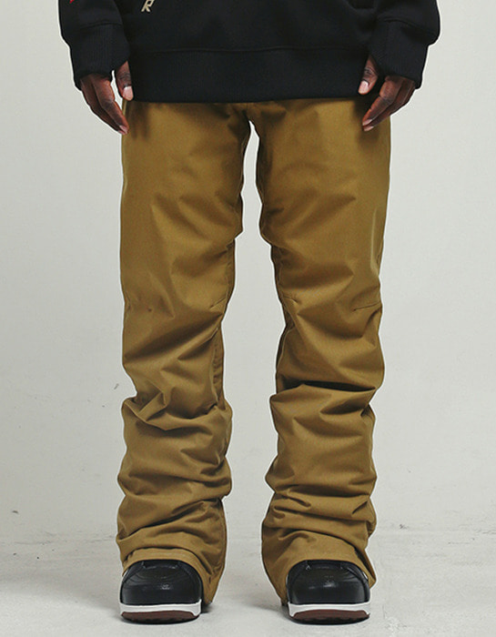 Plain Pants Camel (1617)