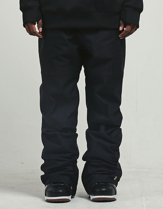 Wagon Pants Black
