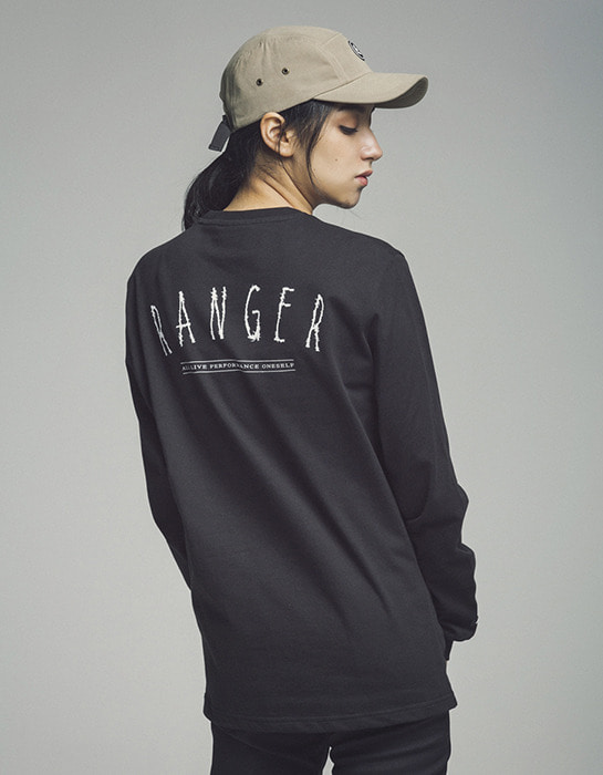 Ranger Long Sleeve Black