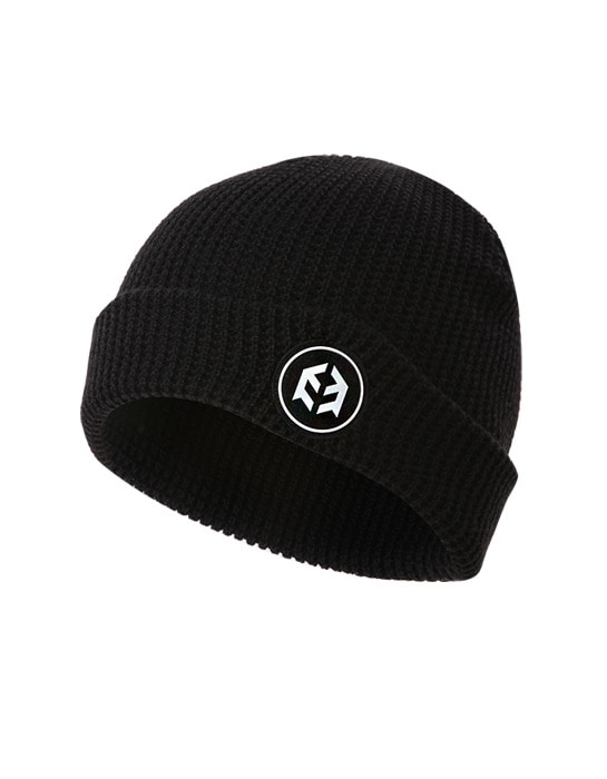 Worker Beanie Black