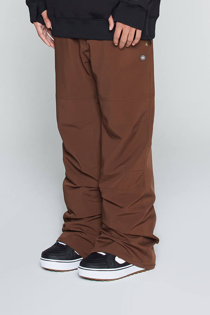 Road Pants Brown