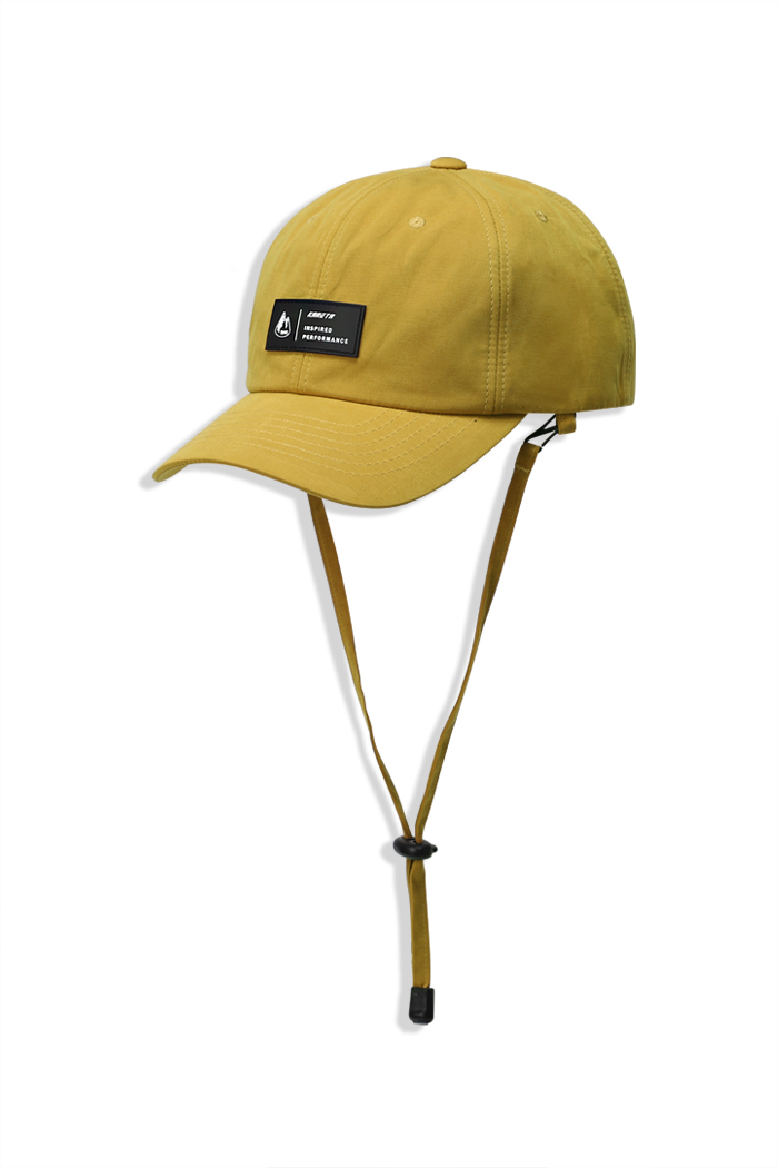 Waxed Flex Cap Yellow