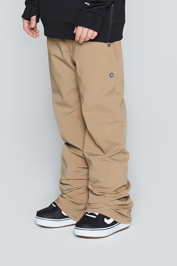 Plain Pants Beige 18/19
