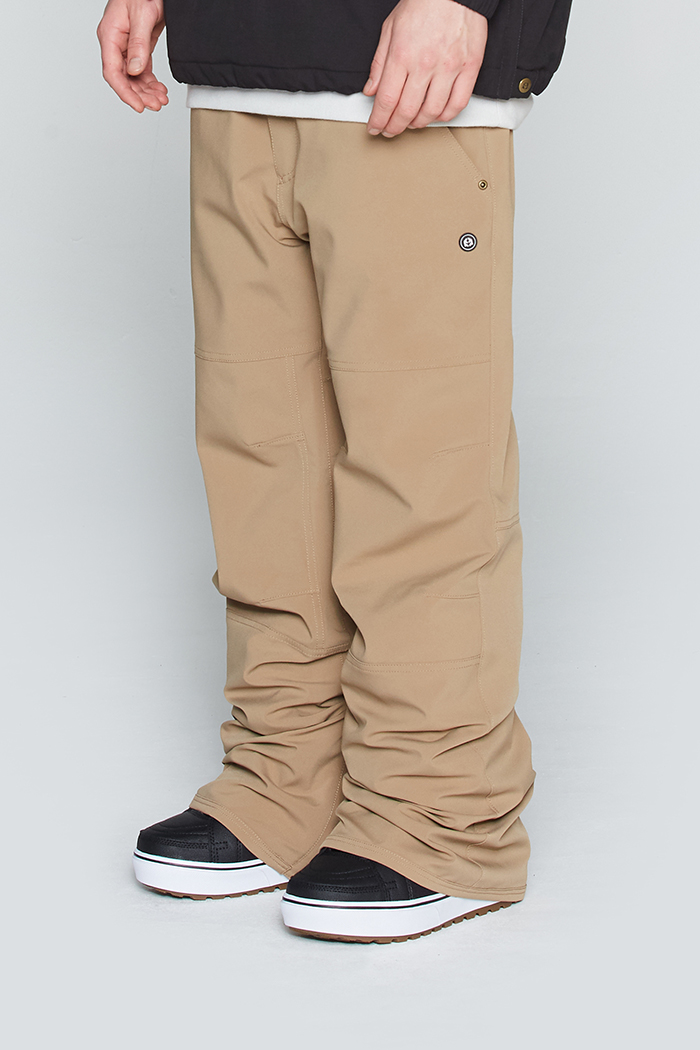 Road Pants Beige