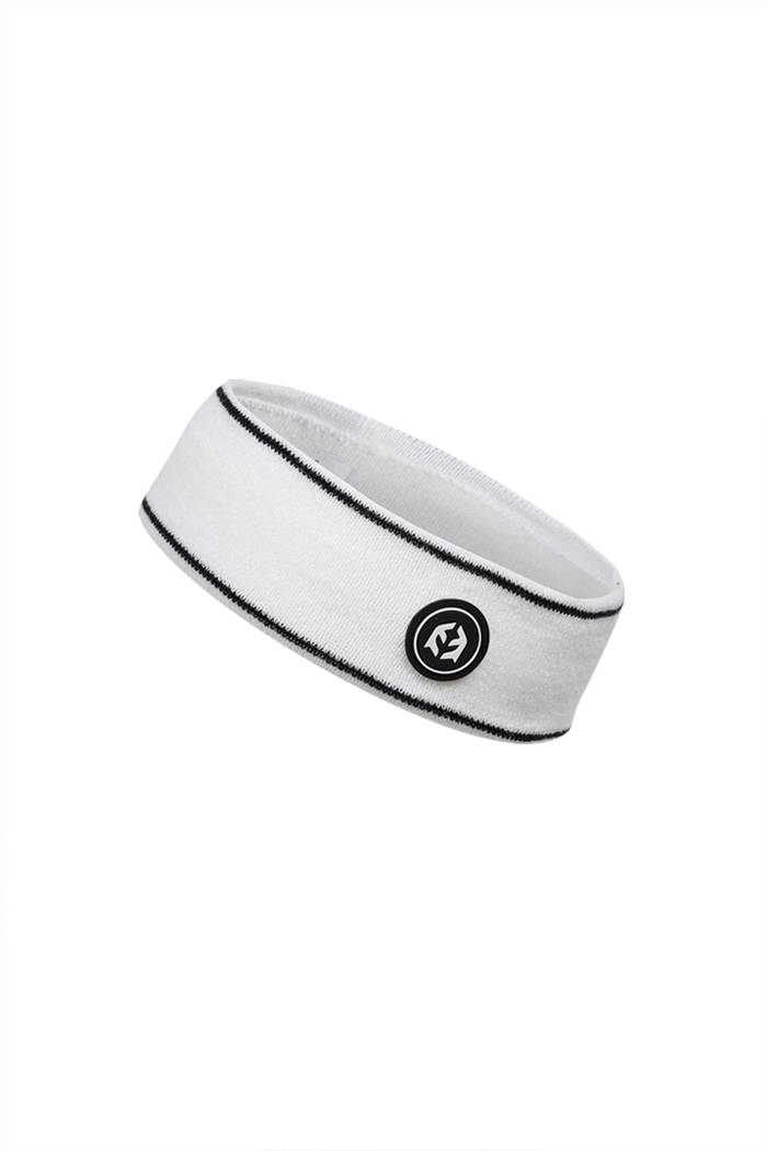 Hair Band White