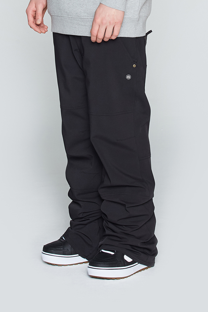 Road Pants Black