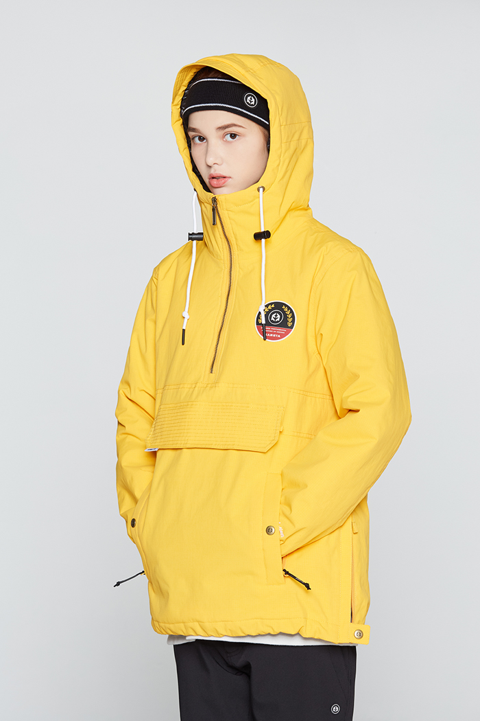 Challenger Jacket Yellow (마감임박)