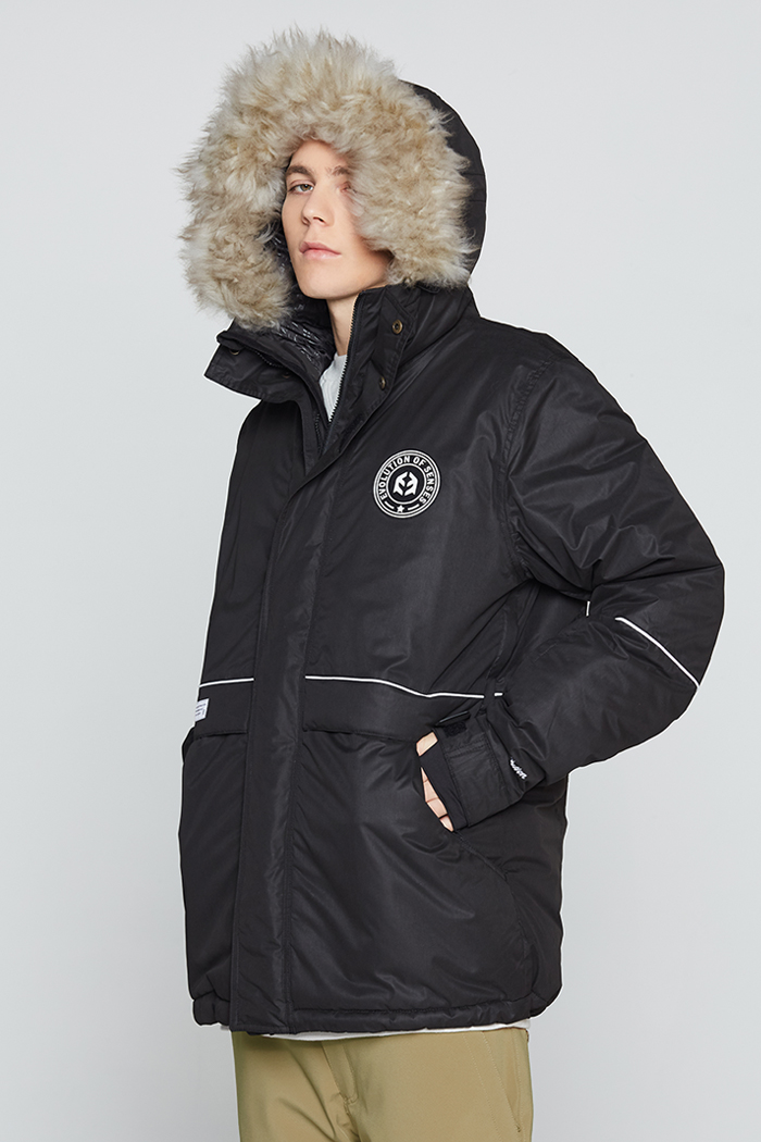 EOS Jacket Black