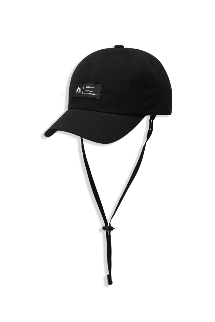 Waxed Flex Cap Black (마감임박)