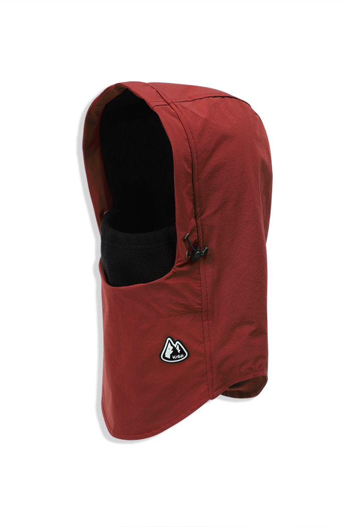 Storm Hood Warmer Red