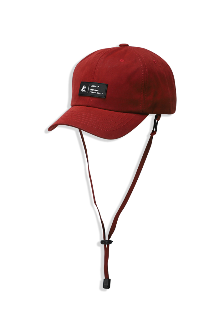 Waxed Flex Cap Red