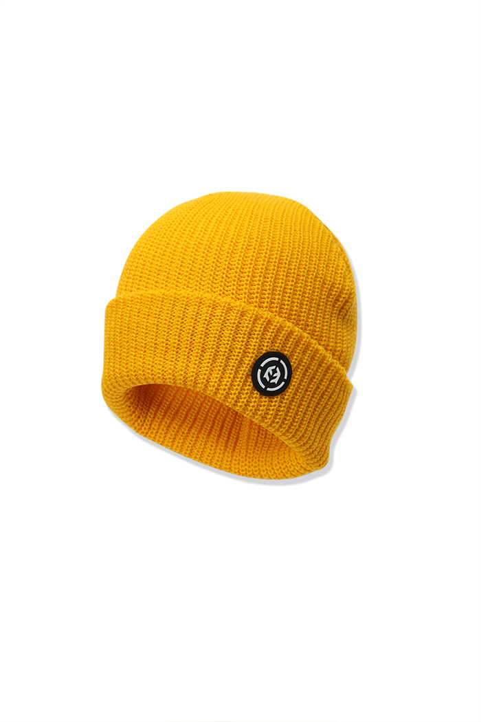 Worker Beanie Yellow