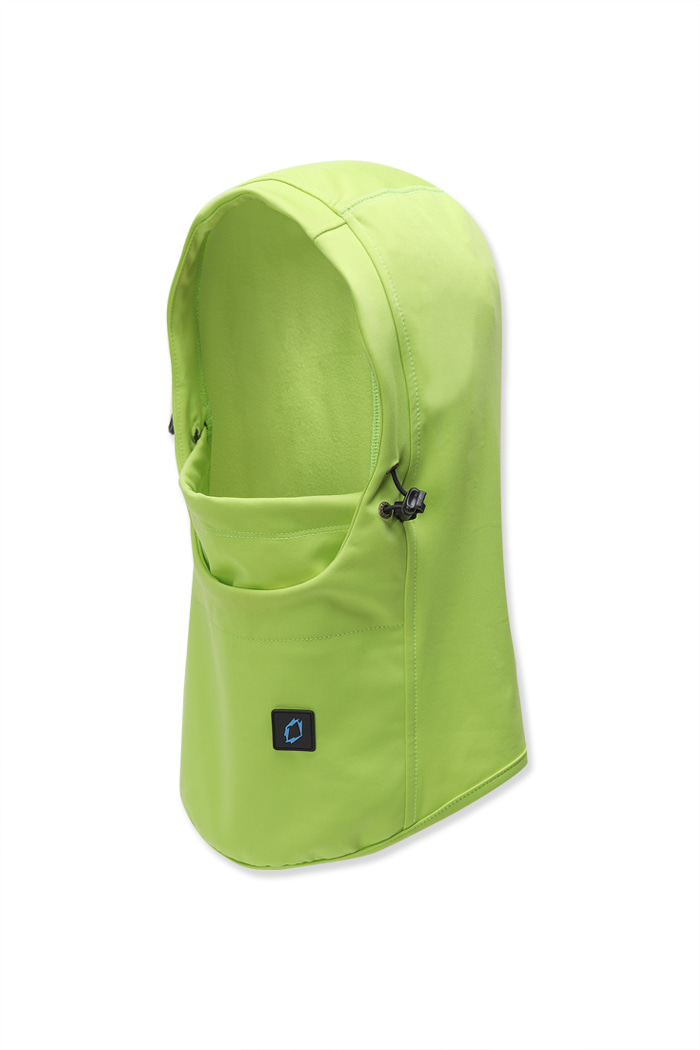 Light Hood Warmer Lime (20/21)