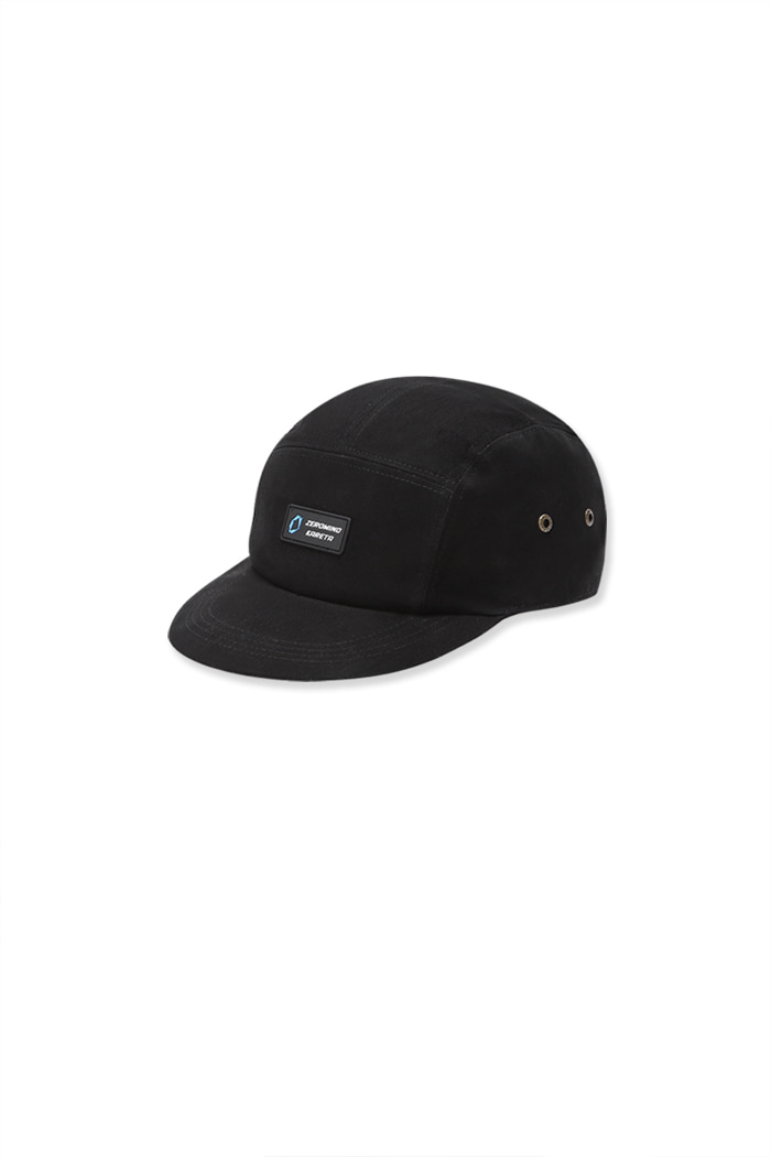 Trek Camp Cap Black