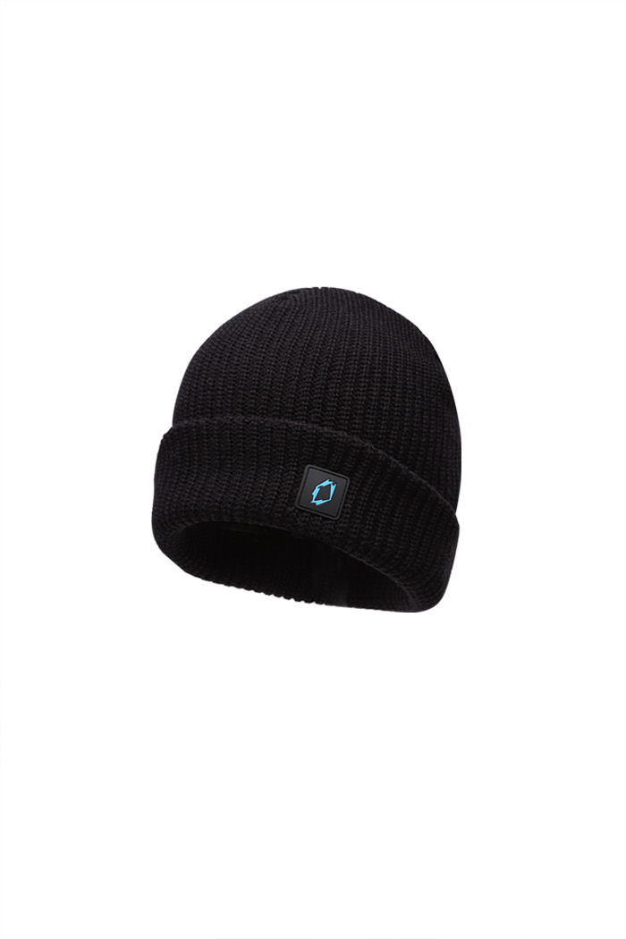 Worker Beanie Black (20/21)