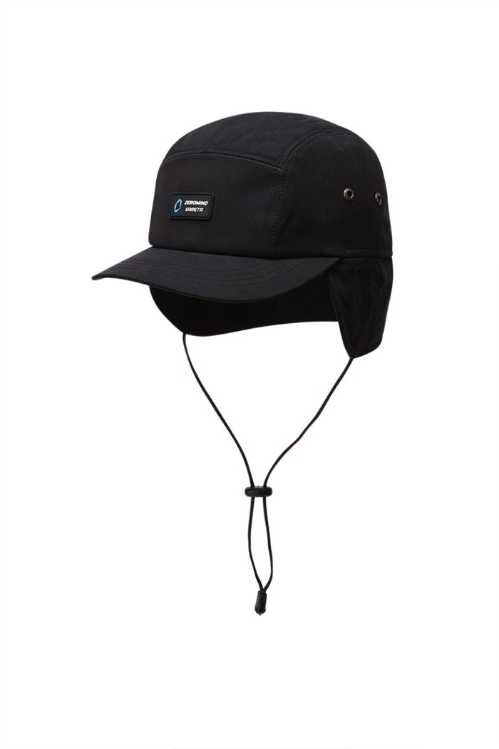 Flap cap Black (20/21)