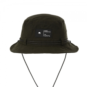 Waxed Bucket Hat