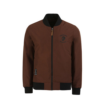 Flight Jacket Brown