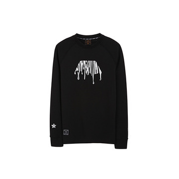 Symbol Long sleeve Black