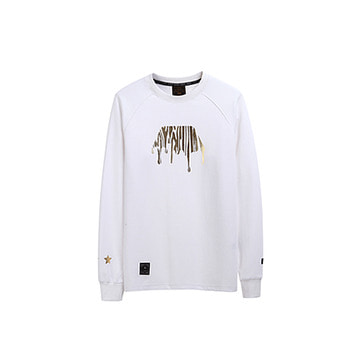 Symbol Long sleeve White
