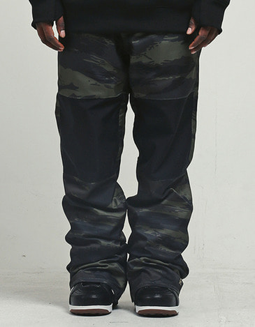 Wagon Pants Camo(마감임박)