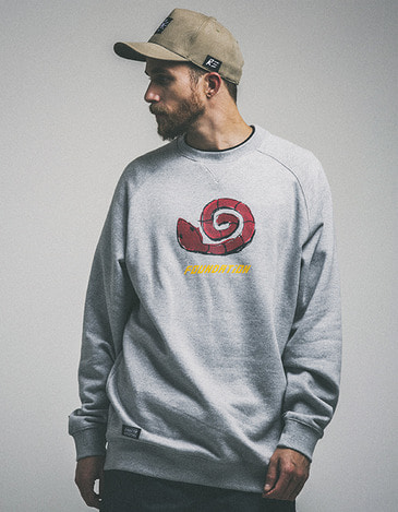 Poison Crew neck Gray
