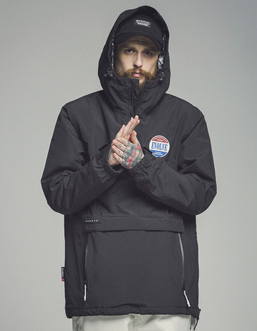 Challenger Jacket Black