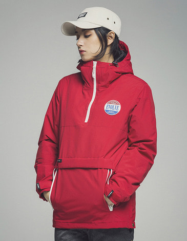 Challenger Jacket Red