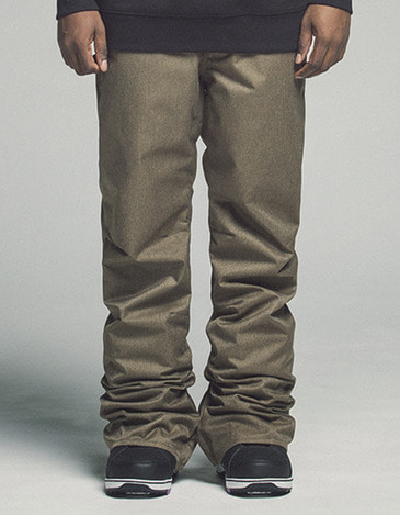 Plain Pants Brown
