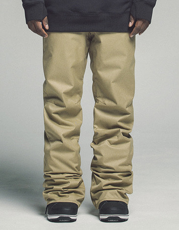 Plain Pants Beige