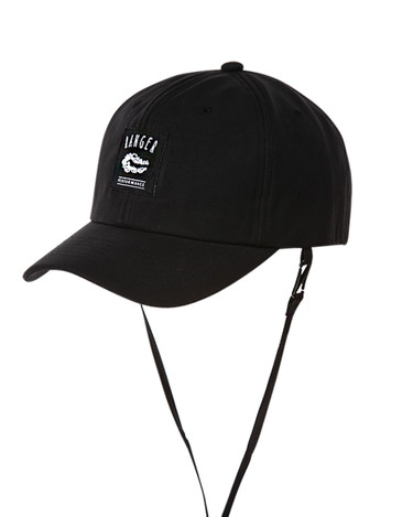 Waxed Flex Cap Black