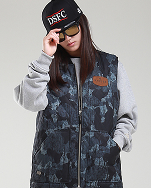 Hunting Vest Dark gray