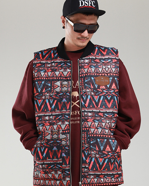 Hunting Vest Red