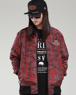 Wind Breaker Red